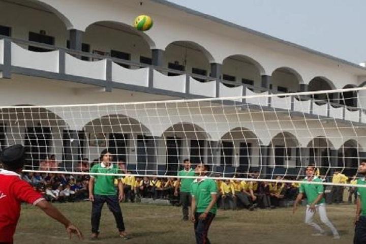 Lucky Children Junior High School-Sports