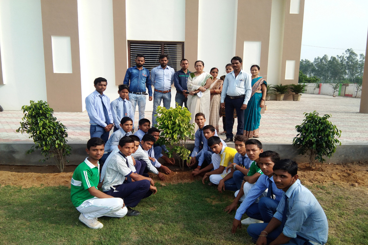 Lucky Public School-Plantation