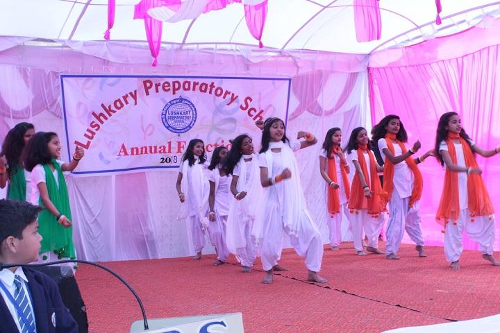 Lushkary Preparatory School-Annual Day Celebration