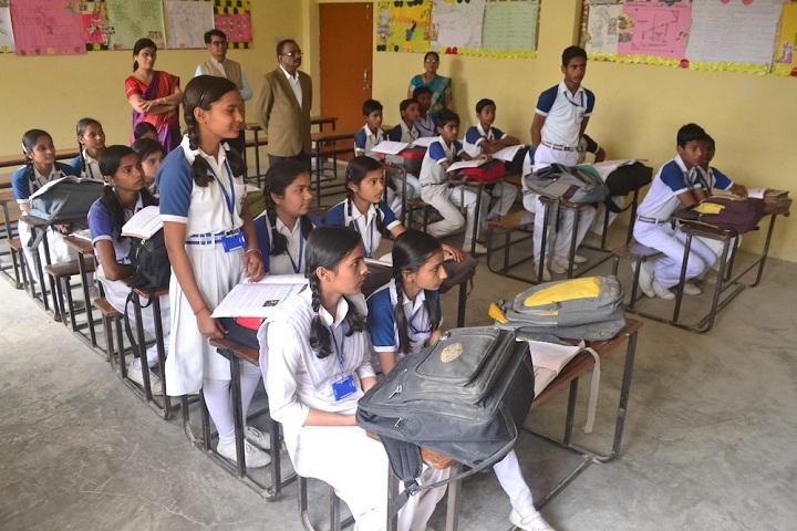 Lushkary Preparatory School-Classroom