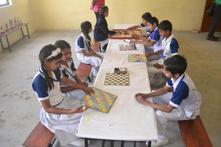 Lushkary Preparatory School-Indoor Games