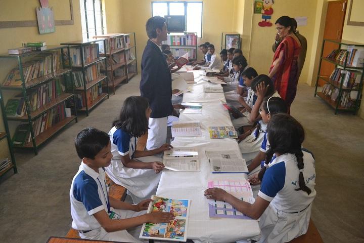Lushkary Preparatory School-Library