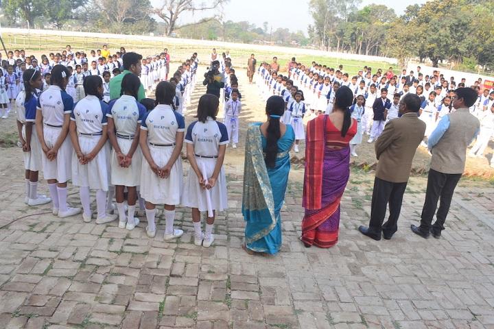 Lushkary Preparatory School-Morning Assembly