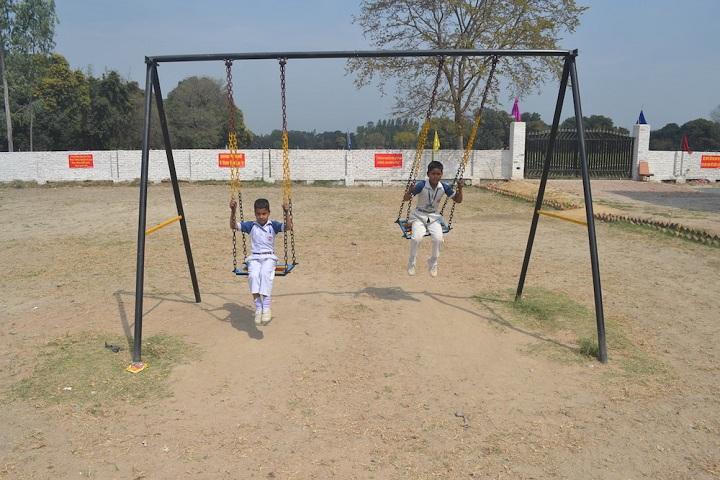 Lushkary Preparatory School-Play Area