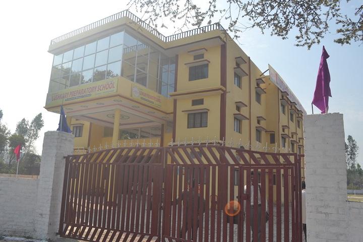 Lushkary Preparatory School-School Building
