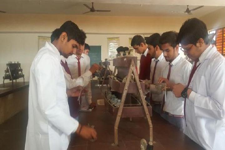 MG Public School-Chemistry Lab