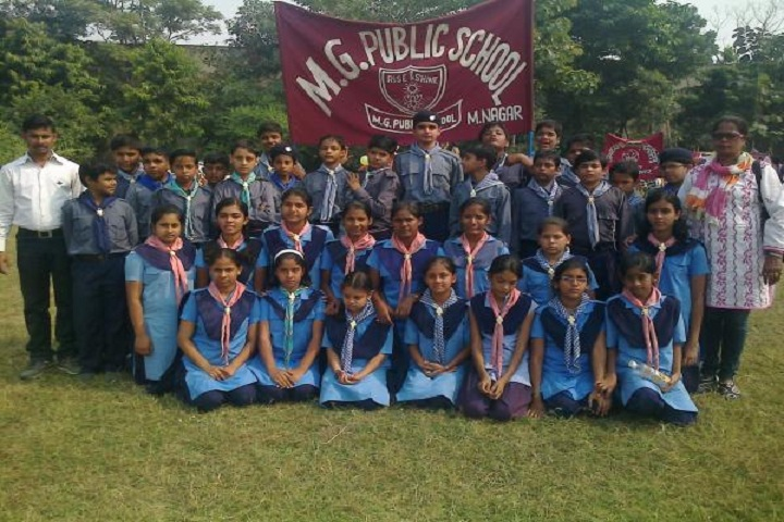 MG Public School-Scouts and Guides