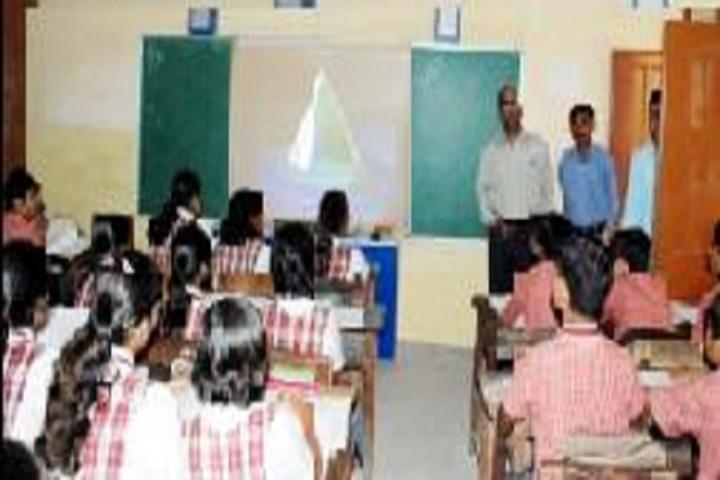 MG Public School-Smart Classrooms