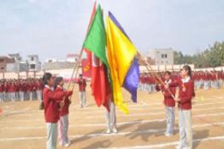 MG Public School-Sports Day