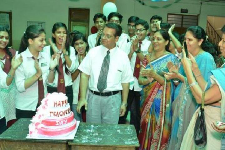 MG Public School-Teachers Day