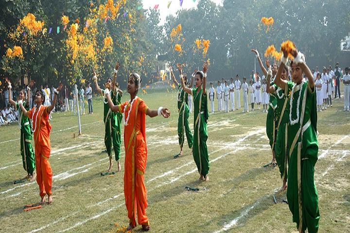 M L Convent School-Cultural Activity
