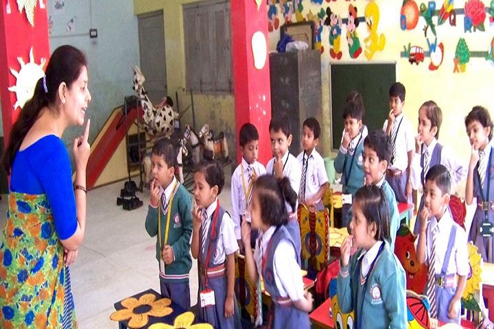 M L Convent School-Kids Classroom Activities