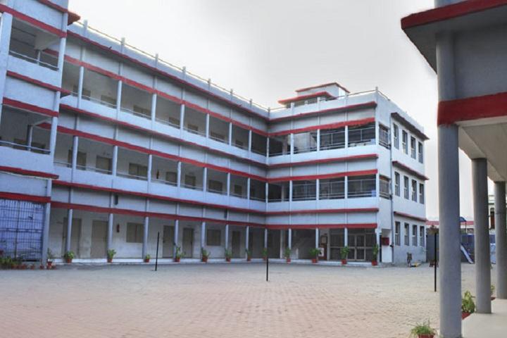 M L Convent School-School View