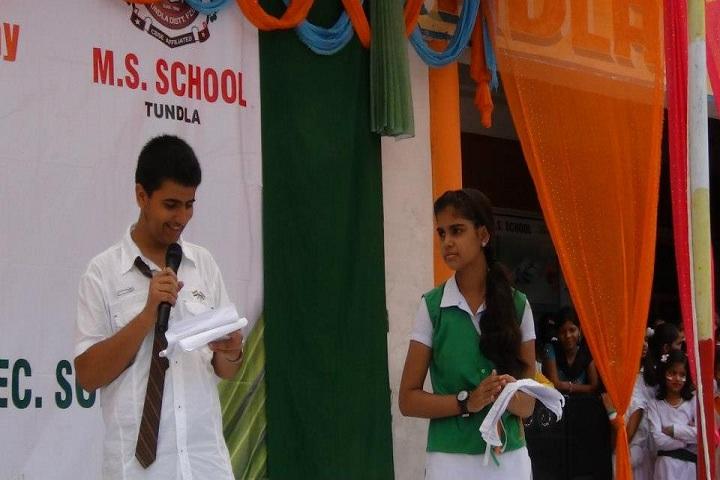 MS School - Event