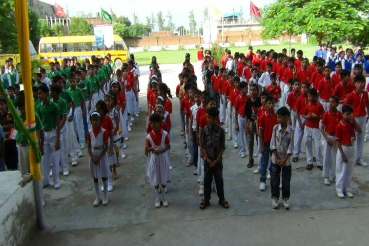 MS School - Morning Assembly
