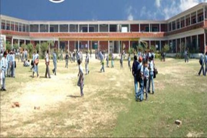 MS School - Playground