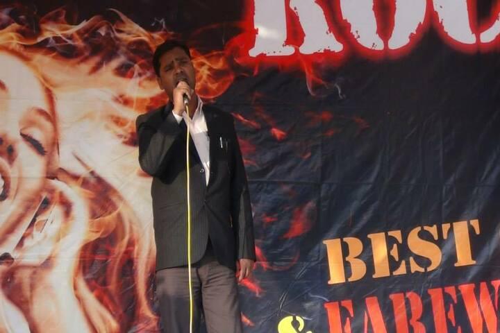 MS School - Singing Event