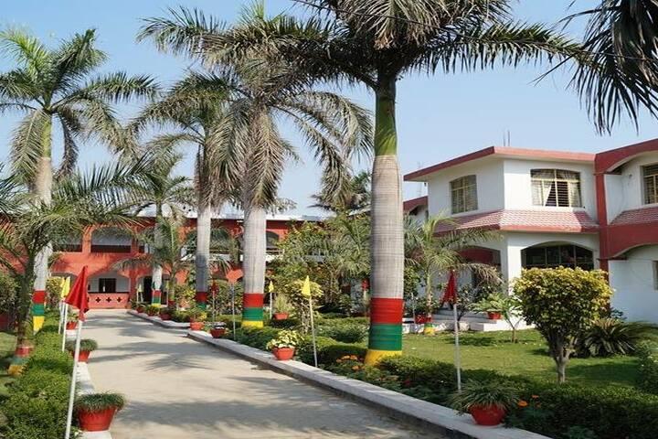 M C Gopichand Inter College-School Entrance