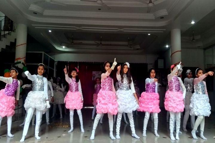 M G Convent School-Fancy Dress