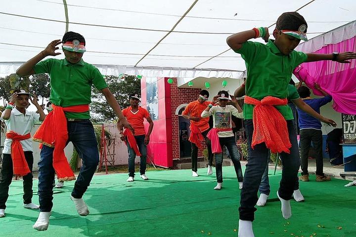 M M Central Academy-Dance