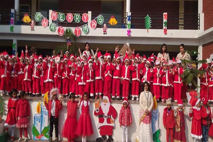 M D International School-Christmas Celebration