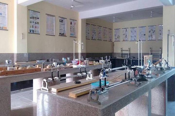 M D International School-Physics Lab