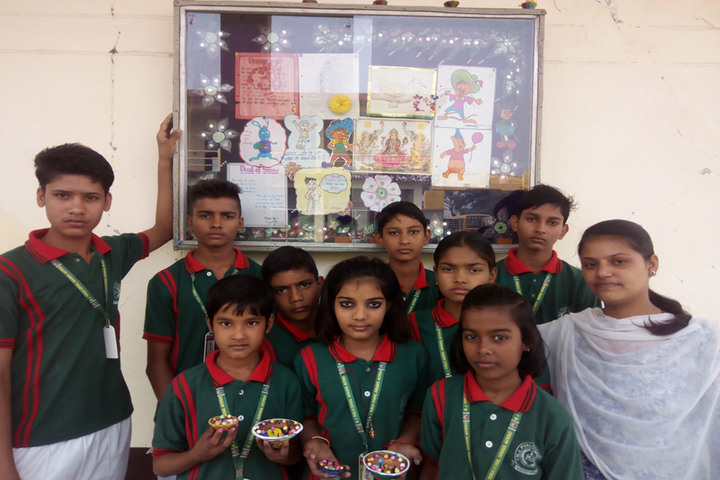 M J public School-Activity