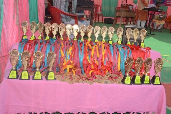 ML Public School-Awards