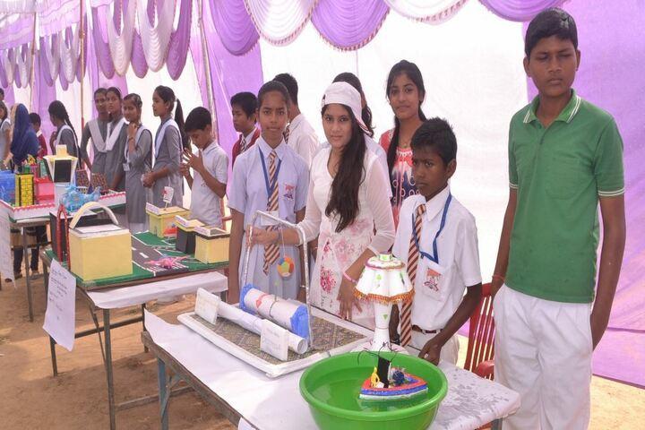 ML Public School-Science Exhibition