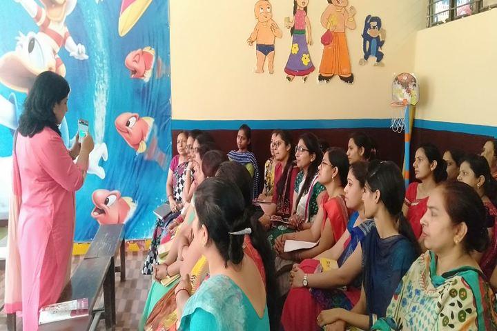 M T S Public School-Classroom