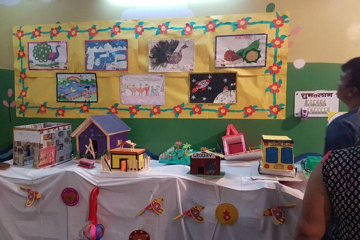 M T S Public School-Exhibition