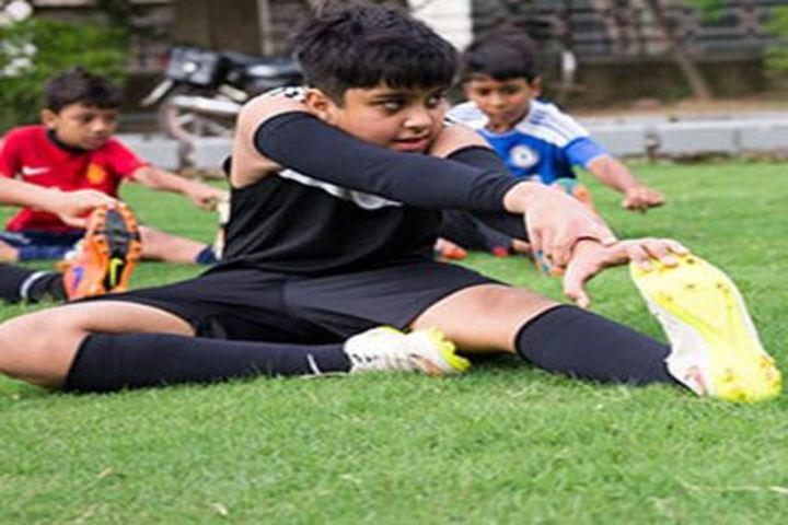 M T S Public School-Yoga