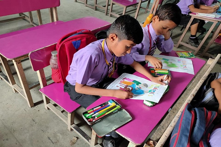M V Convent School and College-Drawing