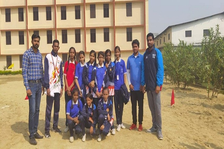 M V Convent School and College-Sports Meet