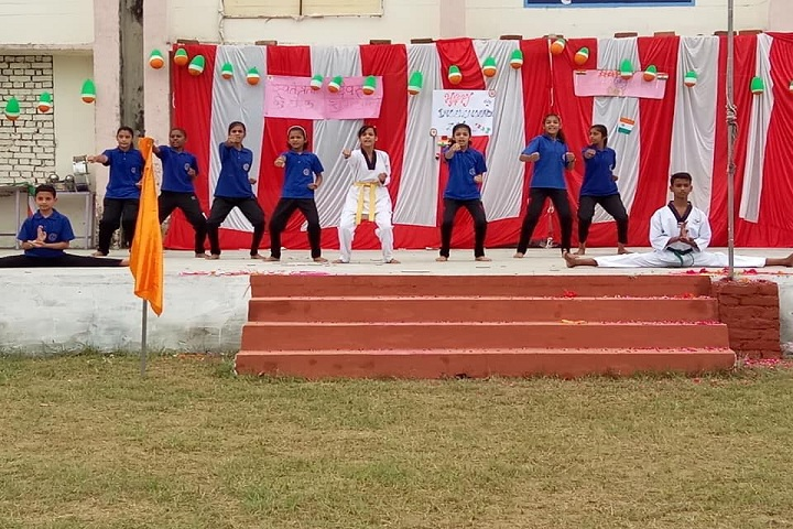 M V Convent School and College-Karate