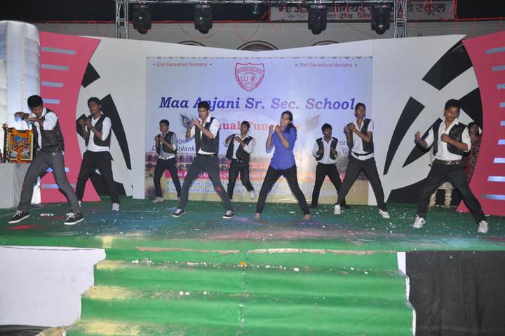 Maa Anjani Public School-Dance