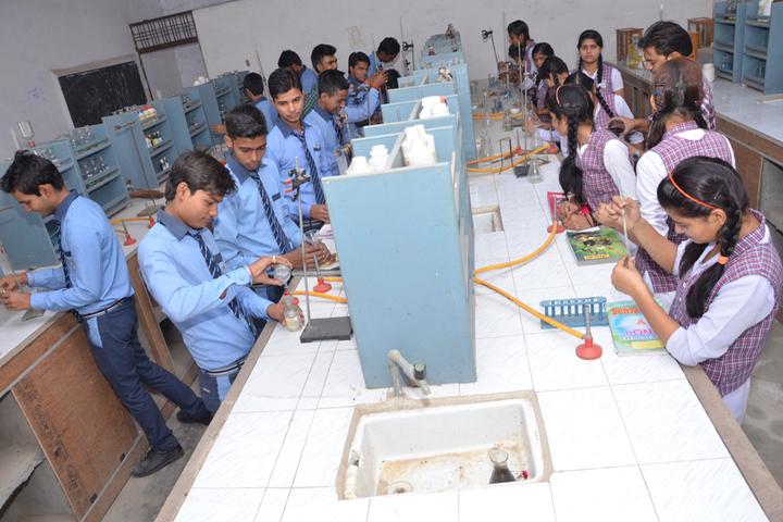 Maa Anjani Public School-Lab1
