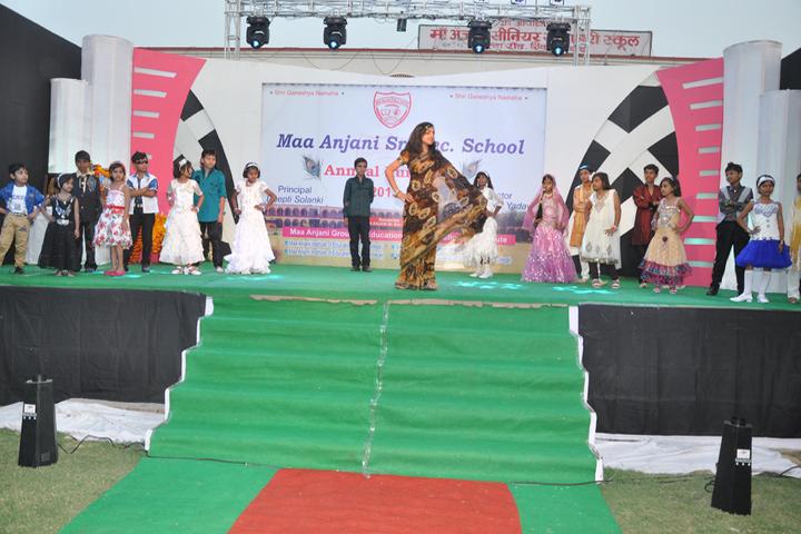 Maa Anjani Public School-Ramp-Walk