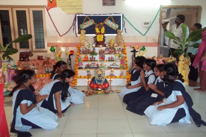 Dr K K R Gowtham International School-Festival Celebrations