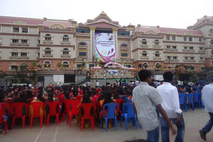 Dr K K R Gowtham International School-School View