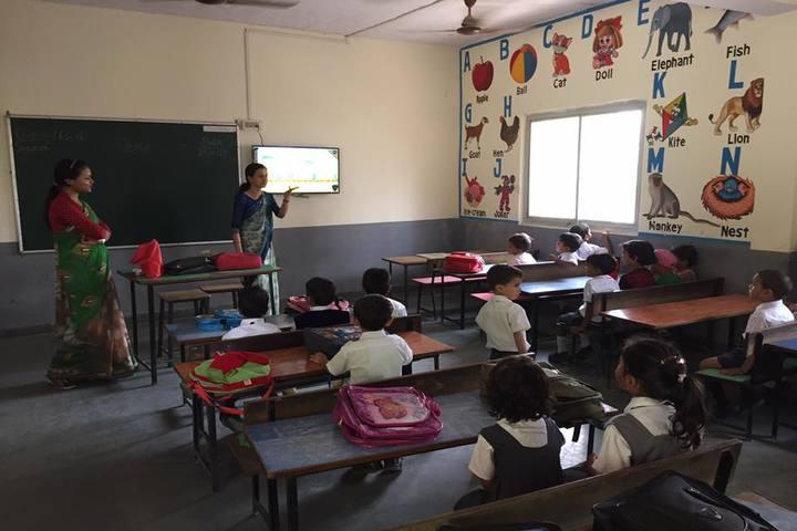 Maa Durgaji Vidyalaya-Classroom