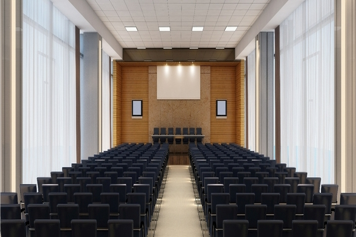 Maa Gayatri Memorial Kaushambi Presidency School-Auditorium