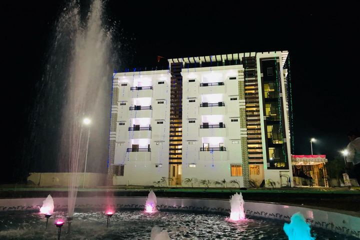 Maa Gayatri Memorial Kaushambi Presidency School-Hostel