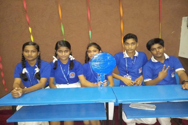 Maa Gayatri Memorial Kaushambi Presidency School-School Exhibition