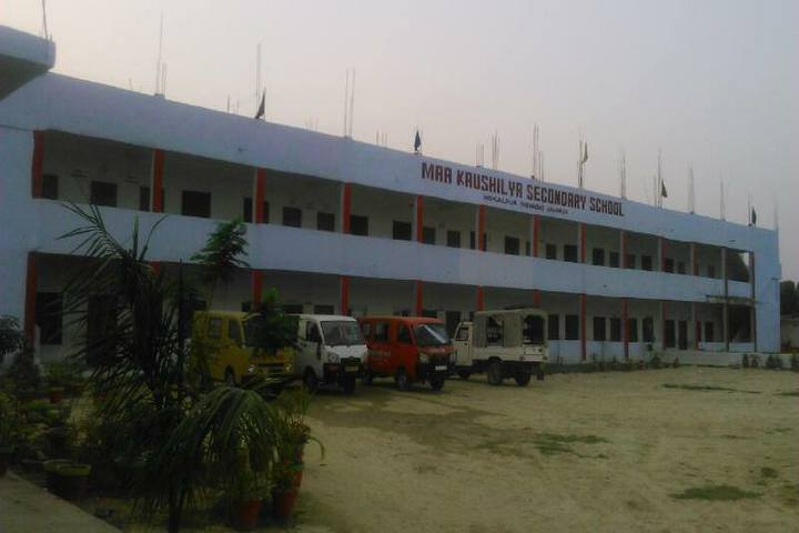 Maa Kaushilya Secondary School-Campus View