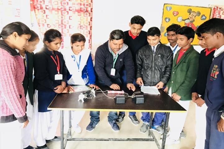 Maa Kaushilya Secondary School-Lab