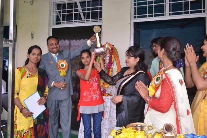Maa Sharda Public School-Achievement