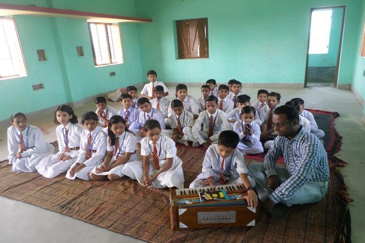 Sunshine School-Music Room