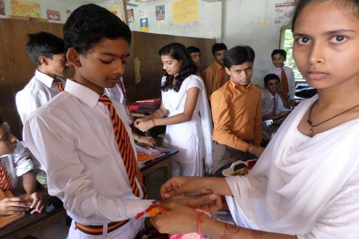 Sunshine School-Rakhi Celebrations