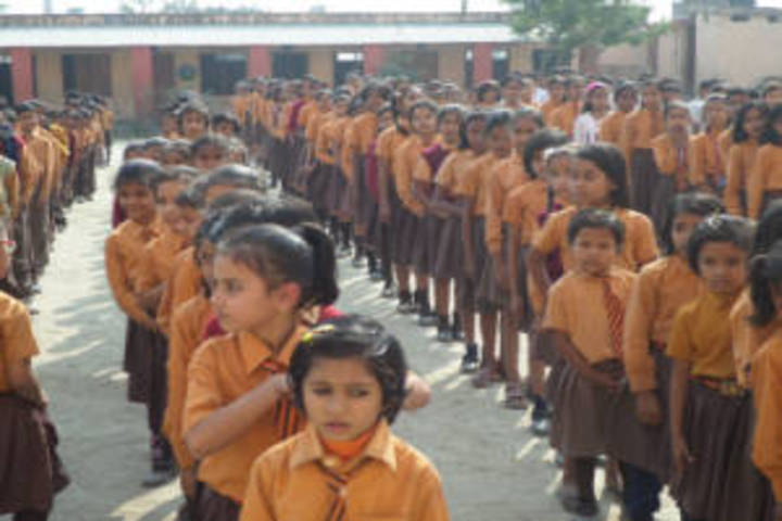 Sunshine School-Morning Assembly